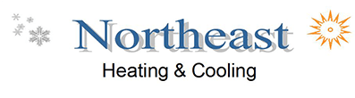 Northeast Heating & Cooling Logo